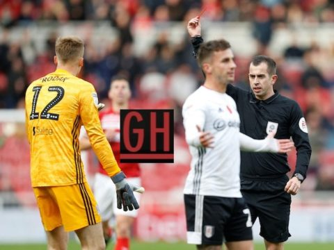 Middlesbrough 0-0 Fulham - Watch goals and highlights football Championship 2019-2020