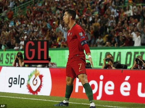 Portugal 3-0 Luxembourg - Watch goals and highlights football EURO 2020 Qualifiers