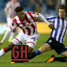 Sheffield Wednesday 1-0 Stoke - Watch goals and highlights football Championship 2019-2020
