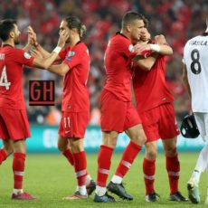 Turkey 1-0 Albania - Watch goals and highlights football EURO 2020 Qualifiers