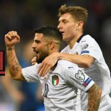 Bosnia and Herzegovina 0-3 Italy - Watch goals and highlights football EURO 2020 Qualifiers