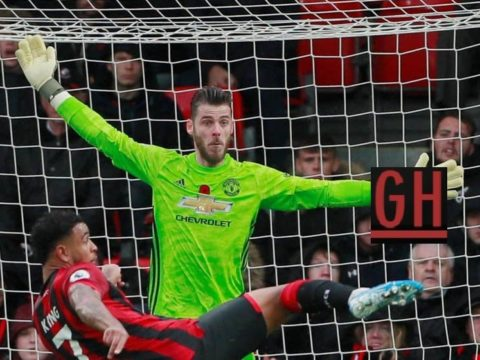 Bournemouth 1-0 Manchester United - Watch goals and highlights football Premier League 2019-2020