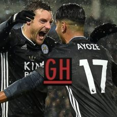 Brighton 0-2 Leicester - Watch goals and highlights football Premier League 2019-2020