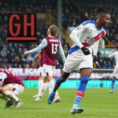 Burnley 0-2 Crystal Palace - Watch goals and highlights football Premier League 2019-2020