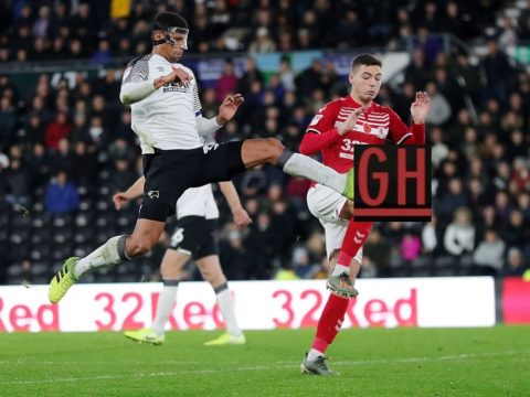 Derby 2-0 Middlesbrough - Watch goals and highlights football Championship 2019-2020