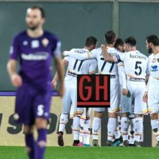 Fiorentina 0-1 Lecce - Watch goals and highlights football Serie A 2019-2020