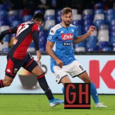 Napoli 0-0 Genoa - Watch goals and highlights football Serie A 2019-2020
