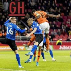 Netherlands 5-0 Estonia - Watch goals and highlights football EURO 2020 Qualifiers