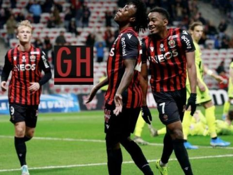 Nice 3-1 Angers - Watch goals and highlights football Ligue 1 Conforama 2019-2020