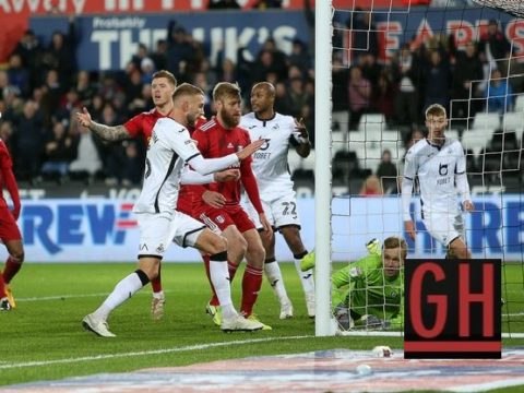 Swansea 1-2 Fulham - Watch goals and highlights football Championship 2019-2020