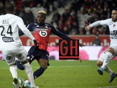 Lille 1-0 Brest - Watch goals and highlights football Ligue 1 Conforama 2019-2020