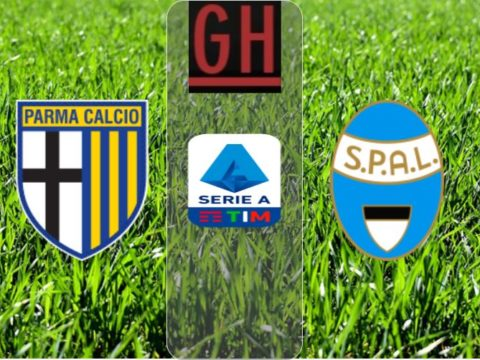 WatchParmavsSpal- Serie A 2019-2020
