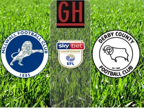 Millwall vs Derby - Watch goals and highlights football Championship 2019-2020