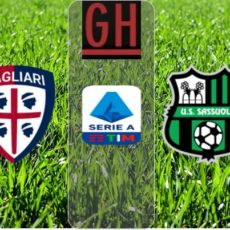 Cagliari 1-1 Sassuolo - Watch goals and highlights football Serie A 2019-2020