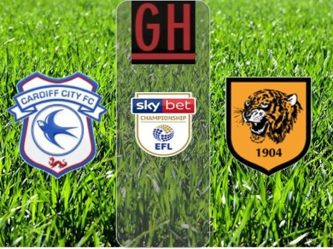 Cardiff vs Hull- Watch goals and highlights football Championship 2019-2020