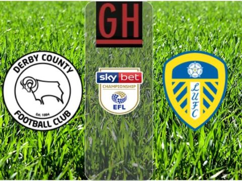 Derby vs Leeds - Watch goals and highlights football Championship 2019-2020