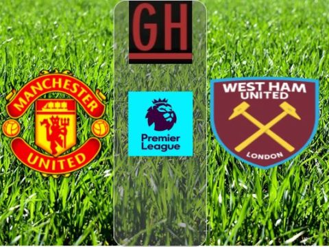 Manchester United 1-1 West Ham - Watch goals and highlights football Premier League 2019-2020