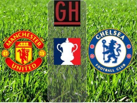 Manchester United vs Chelsea ''SEMI FINAL'' - Watch latest football goals and highlights FA Cup 2019-2020