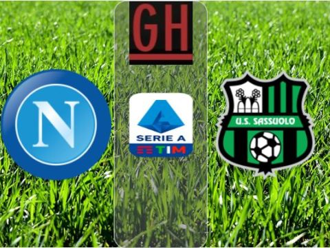 Napoli vs Sassuolo - Watch goals and highlights football Serie A 2019-2020