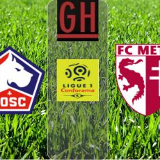 Lille vs Metz - Watch goals and highlights football Ligue 1 Conforama 2020-2021