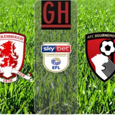 Middlesbrough vs Bournemouth - Watch goals and highlights football EFL Championship 2020-2021