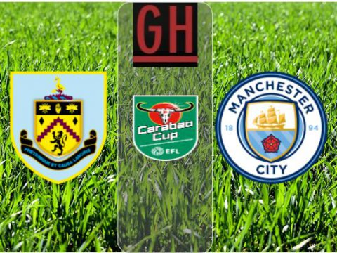 Watch Burnley vs Manchester City - Carabao Cup 2020-2021