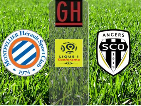 Watch Montpellier vs Angers - Ligue 1 Conforama 2020-2021