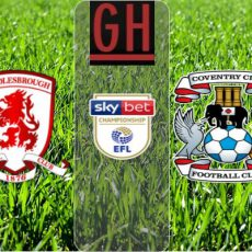 Watch Middlesbrough vs Coventry - EFL Championship 2020-2021, football highlights