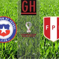 Chile vs Peru–World Cup Qualifiers 2022, football highlights