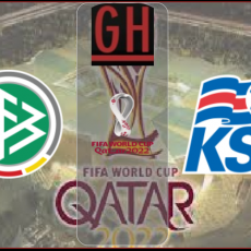 Germany vs Iceland - World Cup Qualifiers 2022 2020-2021
