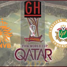 Netherlands vs Latvia - World Cup Qualifiers 2022