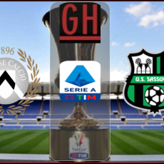 Udinese vs Sassuolo - Serie A 2020-2021