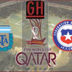 Argentina vs Chile - World Cup Qualifiers 2022 2020-2021