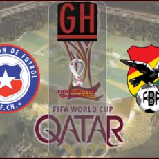 Chile vs Bolivia - World Cup Qualifiers 2022