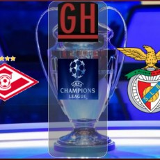Spartak Moscow vs Benfica - UEFA Champions League 2021-2022