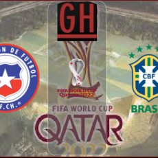 Chile vs Brazil - World Cup Qualifiers 2021-2022