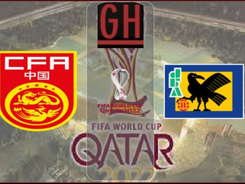China vs Japan - World Cup Qualifiers 2021-2022