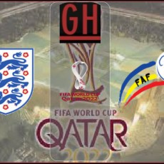 England vs Andorra - World Cup Qualifiers 2021-2022