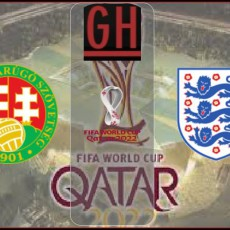 Hungary vs England - World Cup Qualifiers 2021-2022