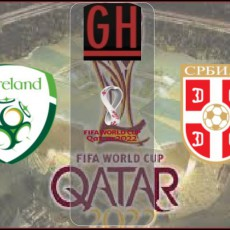 Ireland vs Serbia - World Cup Qualifiers 2021-2022