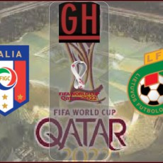 Italy vs Lithuania - World Cup Qualifiers 2021-2022