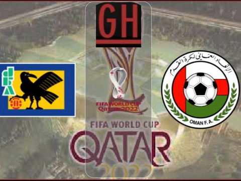 Japan vs Oman - World Cup Qualifiers 2021-2022