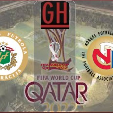 Latvia vs Norway - World Cup Qualifiers 2021-2022