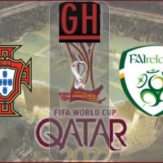 Portugal vs Ireland - World Cup Qualifiers 2021-2022