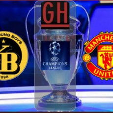 Young Boys vs Manchester United - UEFA Champions League 2021-2022