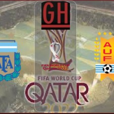Argentina vs Uruguay - World Cup Qualifiers 2021-2022