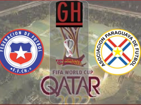 Chile vs Paraguay - World Cup Qualifiers 2021-2022