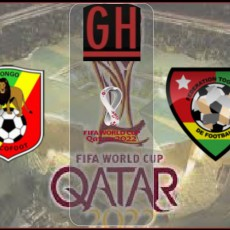 Congo vs Togo - World Cup Qualifiers 2022