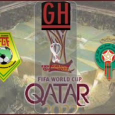 Guinea vs Morocco - World Cup Qualifiers 2022