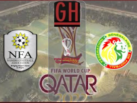 Namibia vs Senegal - World Cup Qualifiers 2022